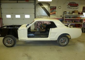 1966 Mustang Coupe Resto Mod