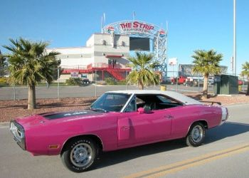 1970 Pink Charger