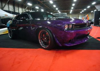 2010 Challenger Wide Body