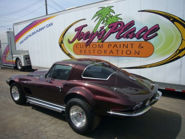 1967 Corvette Custom Coupe