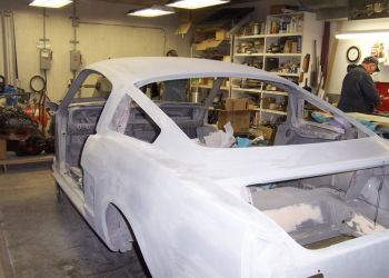 1966 Shelby 350H Body Work