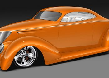 1937 Ford Hotrod