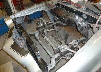 1970 Camero Roadster Shop Sub Frame