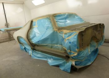 1970 Camaro Body in Primer