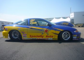 Ken Reich's Comp Car