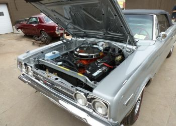 1967 GTX Hemi 4-Speed Build