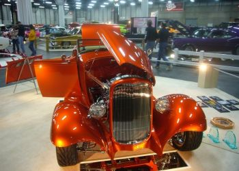 1932 Ford  Roadster Hot Rod-Candy and Pearls