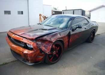 Damaged 2009 Challenger